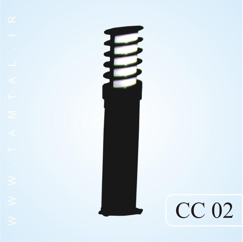 چراغ چمنی cc02