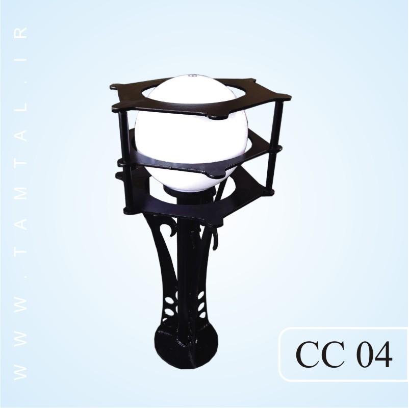 چراغ چمنی cc04