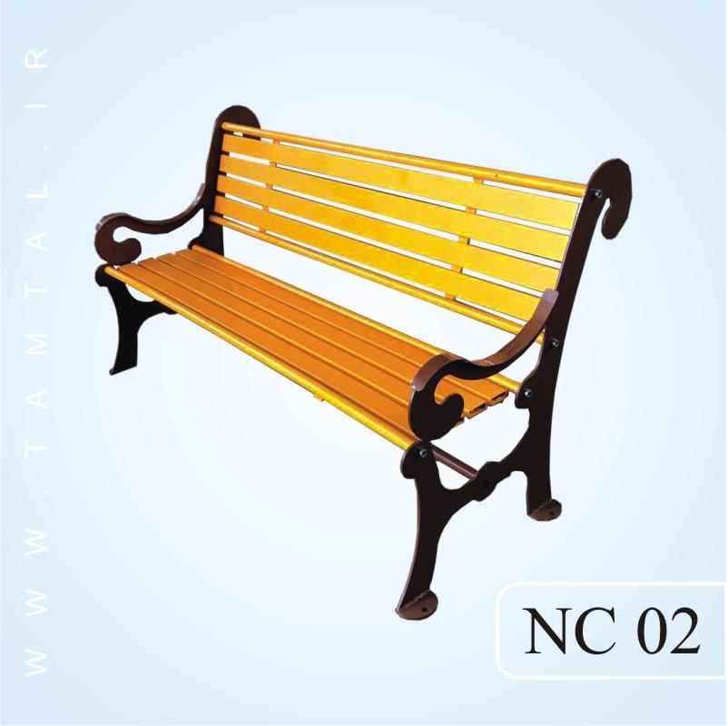 نیمکت پارکی nc02