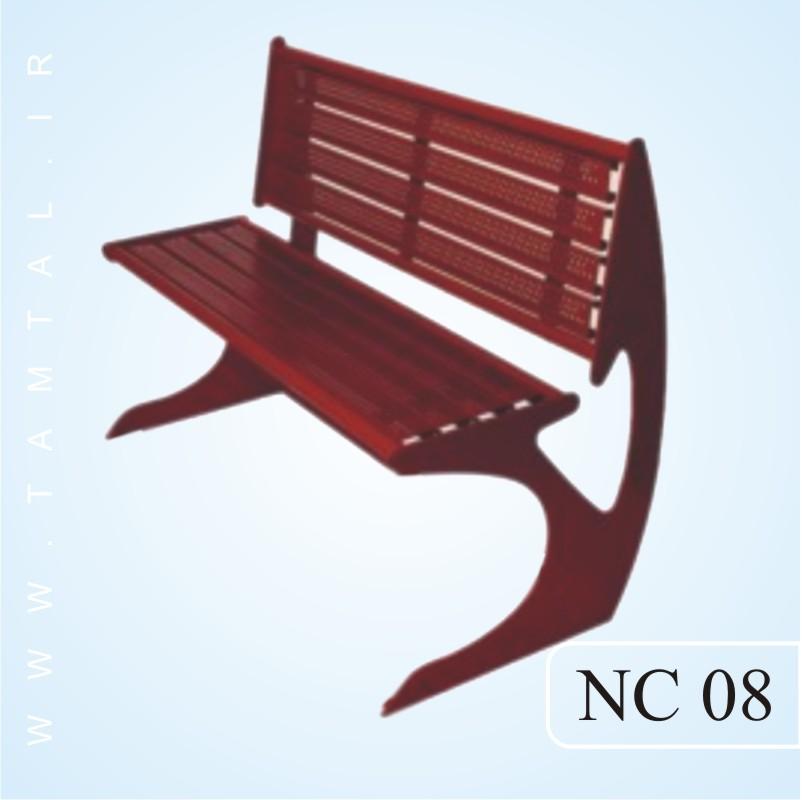 نیمکت پارکی nc08