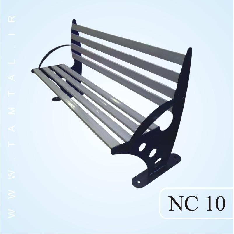 نیمکت پارکی nc10