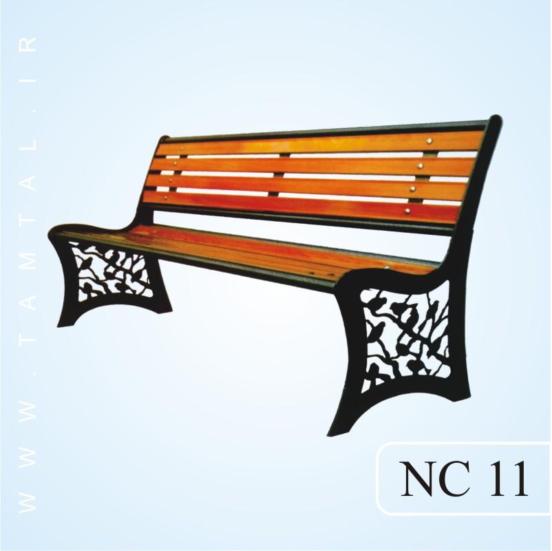 نیمکت پارکی nc11