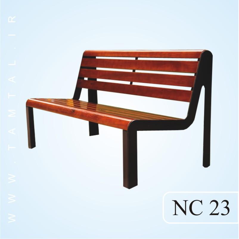 نیمکت پارکی nc23