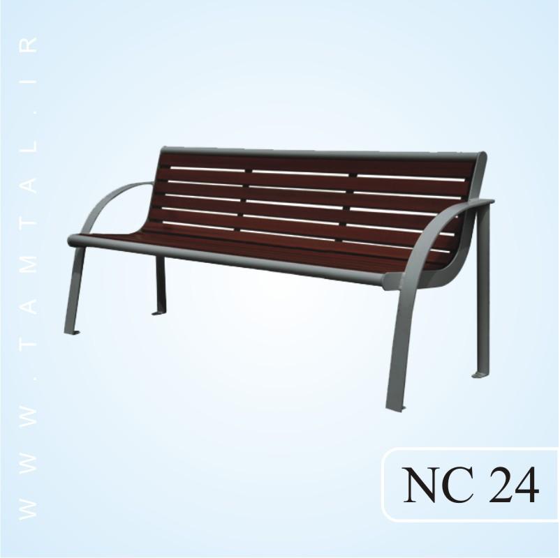 نیمکت پارکی nc24