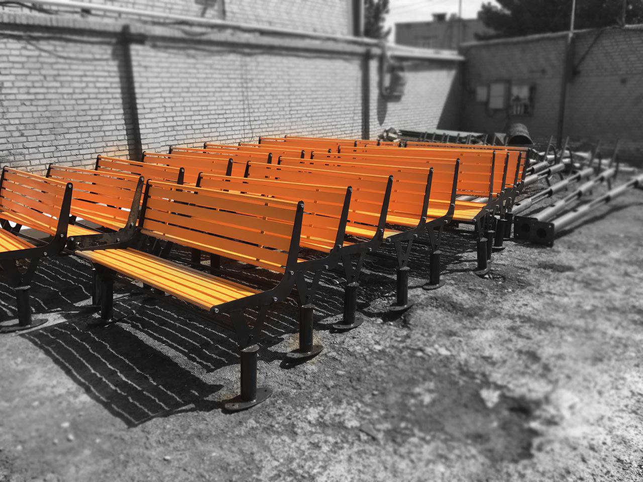 تولید صندلی پارکی1