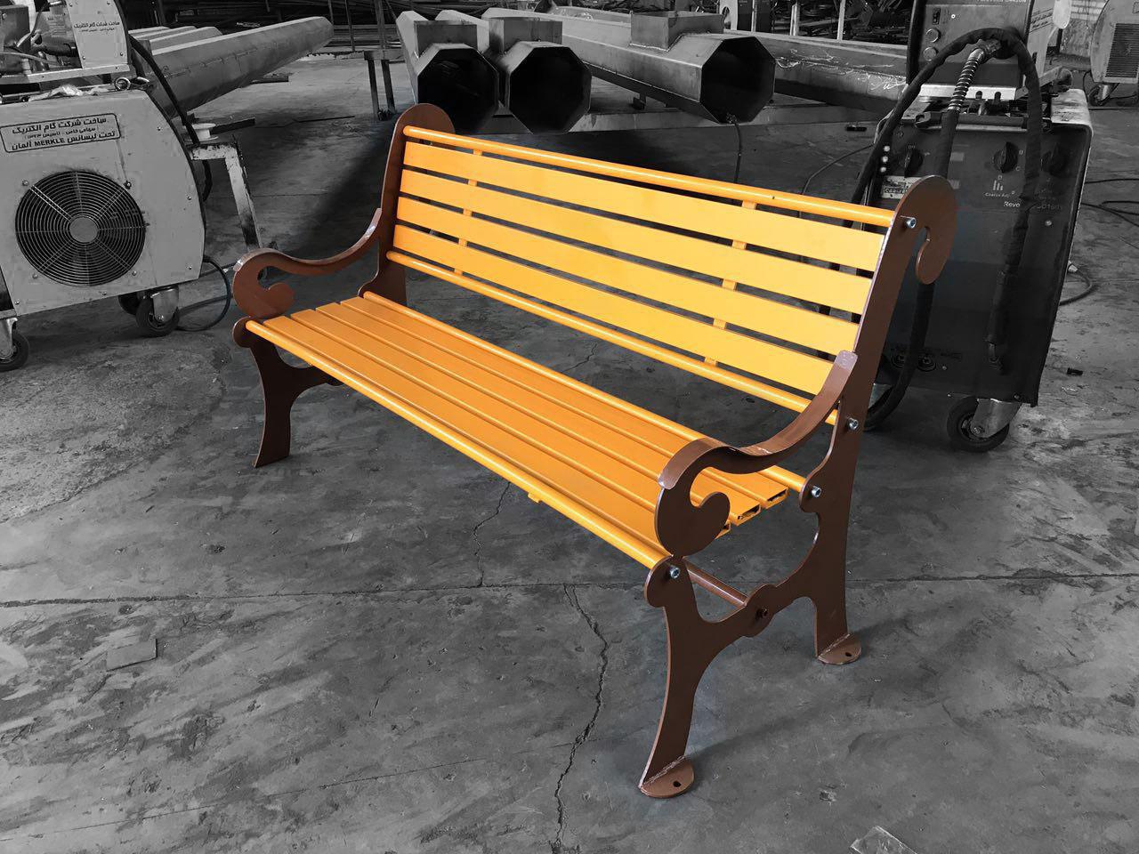 تولید صندلی فضای باز