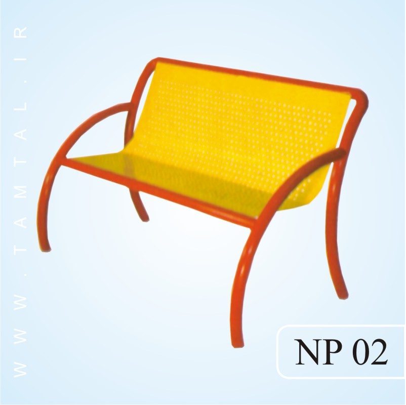 نیمکت پارکی np02
