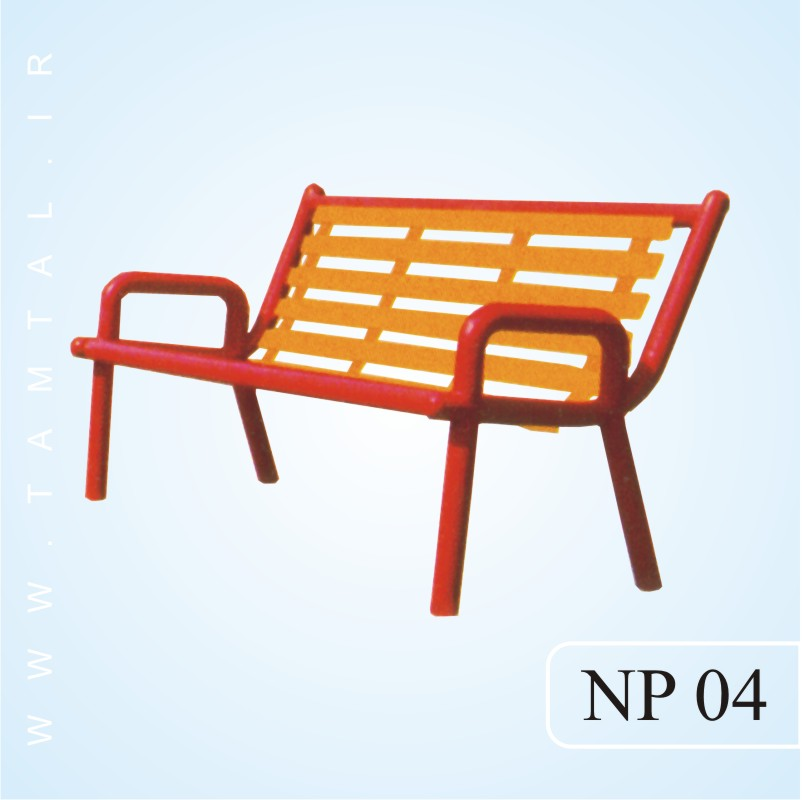 نیمکت پارکی np04
