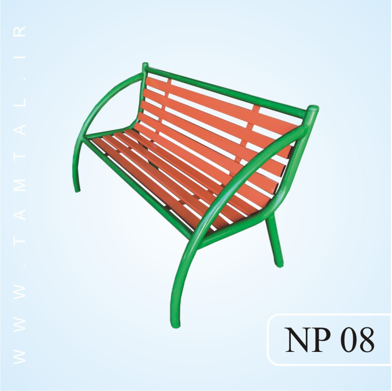 نیمکت پارکی np08