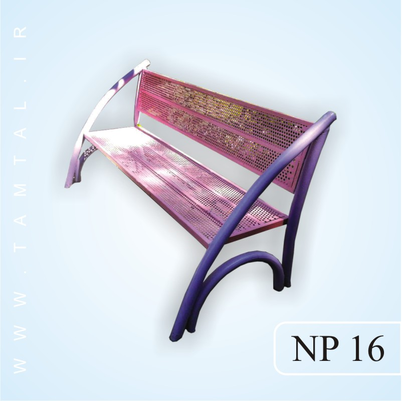 نیمکت پارکی np16