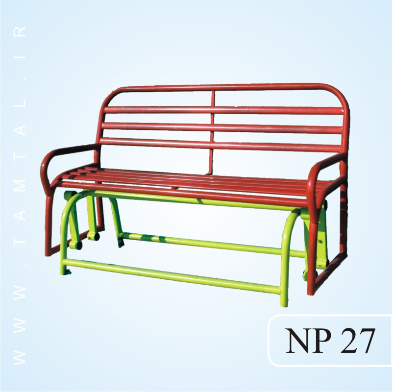 نیمکت پارکی np27