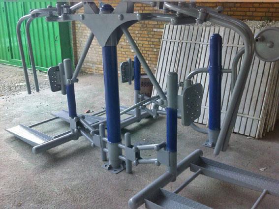تولید ست ورزشی پارکی 4